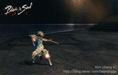 풍월도 Blade & Soul Blade Master Skll 스킬 블소 블레이드앤소울 B&S 剑灵 린 린검사 애니메이션