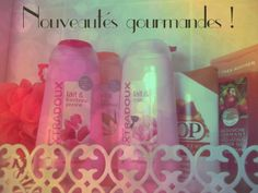 Gels douche gourmands ! http://therainbowofthefashionandbeauty.publicoton.fr/douche-gourmande-gels-douches-gourmands-324216