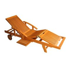 Crafted from teak, this Cosmos Chaise Lounge makes the perfect addition to any alfresco seating group. Slatted details give it a classic touch, while the sliding tray makes it the perfect spot for reading and enjoying a summer cocktail.
