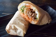 Check out the new #SushiBurrito at Itsy Bitsy Ramen & Whiskey in #Vegas.