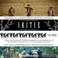 Millainen tausta Neuvostoliittoon muuttaneilla oli?   IKITIE elokuvateattereissa 15.9.   @NordiskFilmFi