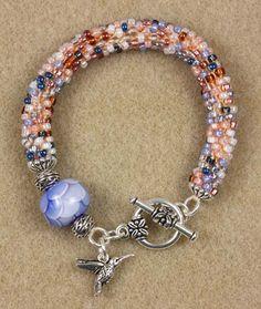 Bead Crochet Bracelet Kit