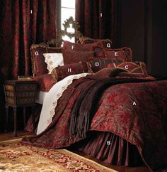 Maria Christina by Isabella Collection at Bedding Super Store.com