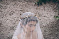 Trendy Wedding ♡ blog mariage • french wedding blog: La jolie coiffure de la mariée d'hiver {inspirations}