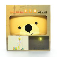 Bear Wall Night Light and Height Chart Sticker by map ** You can get additional details at the image link. (This is an affiliate link and I receive a commission for the sales)