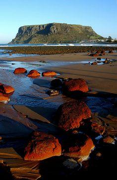 Stanley, Tasmania, Australia: