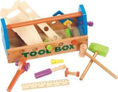 CHH Wooden Tool Box Set ** This is an Amazon Affiliate link. More info could be found at the image url.