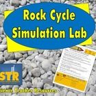Teaching about rock types or the rock cycle? This printable lab activity can help!