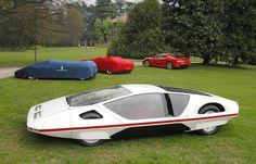 1970 Pininfarina/Ferrari Modulo