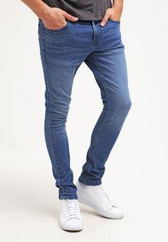 Skinny fit Only & Sons ONSEXTREME CAMP - Jeans Skinny Fit - light blue denim Lichtblauw: € 39,95 Bij Zalando (op 8-8-17). Gratis bezorging & retour, snelle levering en veilig betalen!