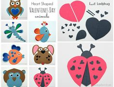 This list of 75 creative ideas for kids Valentine's Day crafts will inspire you and the kids to make gifts for all your loved ones this year.