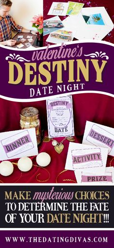Valentine's Destiny Date Night