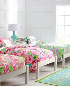 Lily Pulitzer Sister Florals from Garnet Hill