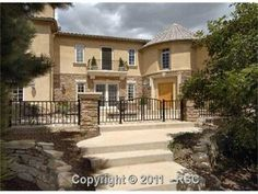 This is a Single Family home at 1970 FOX MOUNTAIN PT, Colorado Springs. It has 5 bedrooms and 6 bathrooms. Price: $1,695,000