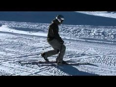 Freeheel Starters Lesson - Introduction to Telemark Skiing - YouTube -- helpful for teaching?