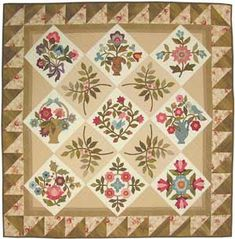 From my heart to your hands: Quilt Designs by Lori Smith