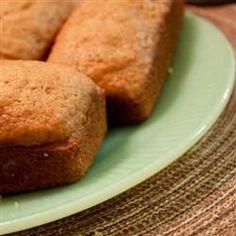Pumpkin Bread IV Allrecipes.com