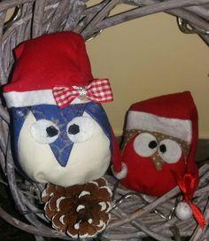 Gufetti natalizi