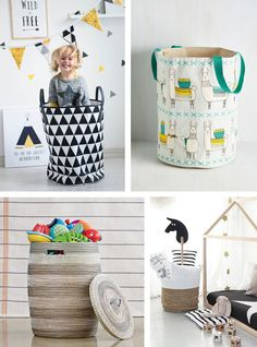 kids toybaskets