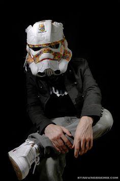 Adidas Stormtrooper #Adidas #Starwars