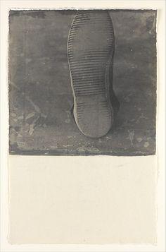 TheHistorialist: 1990   JUNGJIN LEE   SOLE OF TENNIS SHOE  