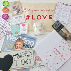Have you seen the #hookbox I reviewed the bride to be box! To see what I thought read my review...http://littlemissbeautyboxes.com/?p=2483
