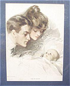 Herrison Fisher 1917 NASHS MAGAZINE