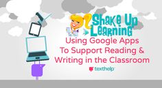 Using Google Apps to Support Reading and Writing in the Classroom (Recorded…