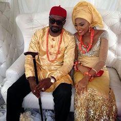 Beauty Of Igbo Women - Culture - Nigeria Traditional Wedding Attire, African Traditional Wedding, Traditional Dresses, Nigerian Men Fashion, Latest African Fashion Dresses, Igbo Bride, Igbo Wedding, Nigerian Weddings, African Weddings