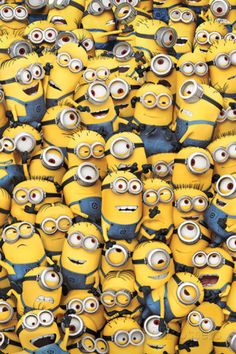 Despicable Me - Many Minions Posters at AllPosters.com