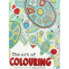 The Art Of Colouring Wildlife by Jo Joof | New In - Non Fiction Books at The Works