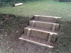Garden steps | Flickr - Photo Sharing!