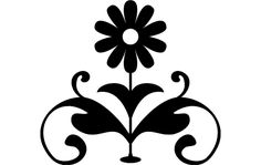 The vector file Flower 3 dxf File is AutoCAD DXF ( .dxf ) CAD file type, size is KB, under flower vectors. Free Vectors, Vector Free Download, Vector File, Vector Art, Cad File, Vector Design, Filing, Line Art, Free Design