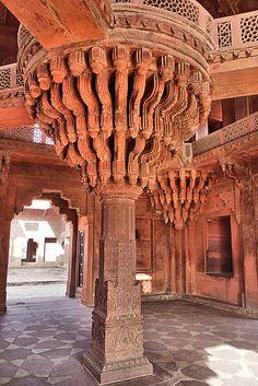 Fatehpur Sikri - Agra, India