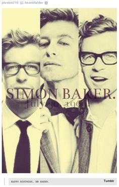 The Mentalist Season 6 Spoilers, Red John Suspects; Plus - Happy Birthday, Simon Baker! [PHOTOS] - Entertainment & Stars