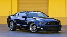 Shelby Mustang - Shelby 100