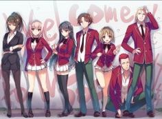 'Youkoso Zitsuryoku Shijou Shugi no Kyoushitsu he' Light Novel Gets Anime Promos | The Fandom Post