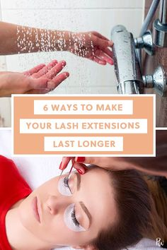 lash extensions care 6 Things I Always Do to Make My Lash Extensions Last Longer Eyelash Extensions, Fake Lashes, False Eyelashes, Artificial Eyelashes, Cut Crease Makeup, Eye Makeup, Makeup Tips, Lashes Logo, Photos