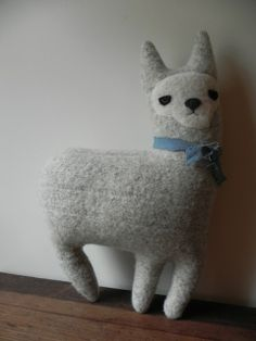 a llama that she doesn't have for sister Peg!
