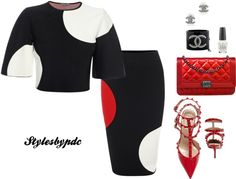 Stylesbypdc by Patrice Cody: Alexander McQueen And Chanel Another Perfect Look ...