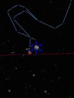 #SkyViewApp Koronus Foton satellite