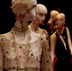 A sweeping retrospective of the designer's 40 years of creativity, Yves Saint Laurent: The Retrospective features a stunning selection of 200 haute couture garments along with numerous photographs, drawings, and films that illustrate the development of Saint Laurent's style and the historical foundations of his work.