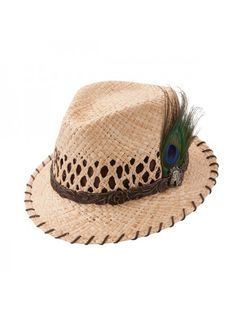 Take a look at our Charlie 1 Horse Wild Horse - Straw Fedora Hat made by Charlie 1 Horse Cowboy Hats as well as other fedora hats here at Hatcountry. Leather Hats, Leather Tooling, Straw Fedora, Fedora Hats, Charlie 1 Horse Hat, Boot Bling, Hat Stands, Open Weave, Brim Hat