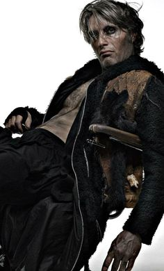 Mads Mikkelsen by Patrizio Di Renz. Oh my giddy gumdrops! Mads Mikkelsen, Post Apocalyptic Fashion, Renz, Hugh Dancy, Poses, Tilda Swinton, Pretty People, Character Inspiration, Actors & Actresses