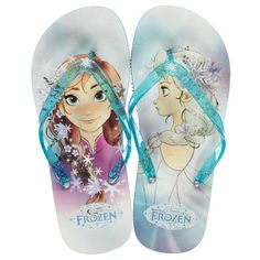 Junior Girls Disney Frozen Flip Flops Frozen Clothes, Frozen Outfits, Princess Toys, My Princess, Disney Princess, Frozen Elsa And Anna, Disney Frozen, Toys For Girls, Baby Girls