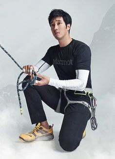So Ji Sub For Marmot.