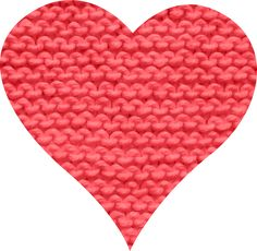 Wool heart by @Firkin, A woolly heart, on @openclipart