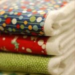 15+ Ways To Make A Baby Burp Cloth: {Free Patterns}