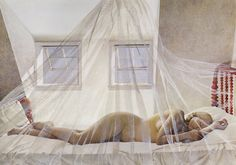 Andrew Wyeth (Day Dream, 1980)