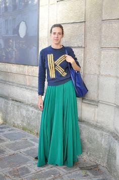 Kenzo Girls, Paris Fashion Week - Trendy Crew